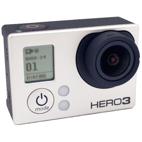 GoPro HD Hero 3 (black edition)