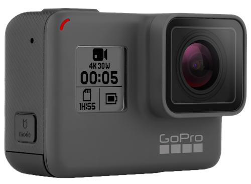 GoPro HD Hero 5 (black edition)